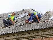 В регионе намерены применять новые технологии ремонта крыш