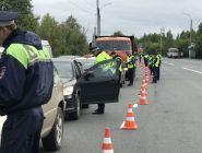 В рамках операции «Трезвый водитель» проверено более девяти тысяч рулевых