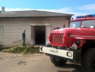 Пожар повредил интерьер в зале прощаний в котласском морге