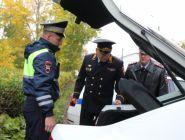 Подразделения Госавтоинспекции Архангельской области пополнились новыми автомобилями