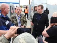 Александр Цыбульский: «До конца декабря с территории Шиеса вывезут технику и имущество подрядчика»