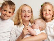 Досрочная пенсия для женщин с детьми