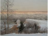 На реках - ледоход