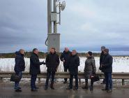 Депутаты проверили работу автоматизированного пункта весогабаритного контроля при подъезде к Котласу