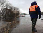 Оперативный штаб по паводку: нового повышения уровней воды на основных реках области не ожидается