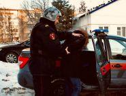 В Котласе задержали двух граждан, подозреваемых в совершении кражи бытовой техники