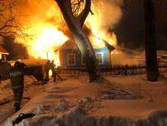 Обстановка с пожарами в Архангельской области напряженная