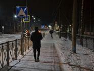 Почти три десятка километров региональных дорог обрели освещение в уходящем году