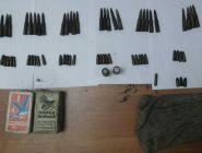 В Архангельской области выявлен факт незаконного хранения и сбыта боеприпасов
