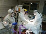 Несколько слов о работе инфекционного отделения