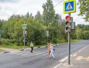 Котлас и Коряжма получать денги на модернизацию пешеходных переходов и светофоров
