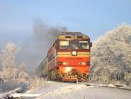 Поезд поедет по-новому расписанию для удобства пассажиров