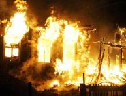 В Красноборском районе сгорели два дома