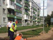 Комиссия приняла отремонтированные дороги и тротуары в Котласе