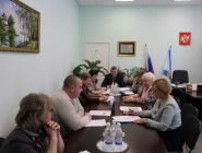 В администрации Котласского района состоялся Общественный Совет
