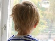 В Вычегодском малышка выпала из окна
