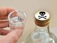 В России выросла смертность от отравления алкоголем