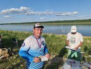 Котлашане взяли серебро в финале Кубка Архангельской области по рыболовному спорту