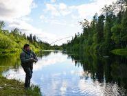 Сегодня рыбаки отмечают свой профессиональный праздник