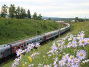 Отправляясь в отпуск на поезде можно сэкономить