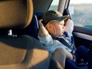 В России могут ужесточить наказание за нарушение ПДД, если в машине дети