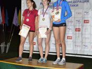 Юные легкоатлеты Поморья достойно выступили на Всероссийской арене