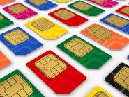 С начала года в СЗФО изъято более семи тысяч незаконно распространяемых SIM-карт операторов мобильной связи