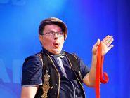 Владимир Захаров из Котласа стал лауреатом международного фестиваля «Территория жеста»