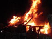 Мужчина по ошибке устроил повторный пожар на своей даче
